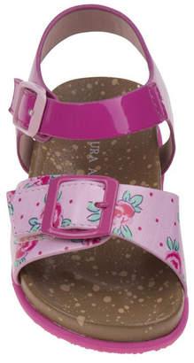 Laura Ashley Every Step Flower Cork Lining Sandals