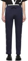 Valentino Navy VLogo Lounge Pants