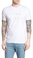 Altru Men's Time Kills Reverse-Print Graphic T-Shirt