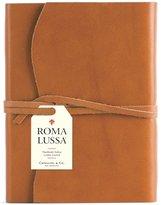 Cavallini & Co. Roma Lussa Journals , 416 Softbound Leather