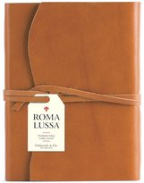Cavallini & Co. Roma Lussa Leather Journal