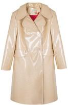 LIRA Paloma Glitter Nude Coat