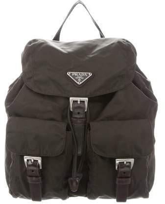 e20ef37fa383 Prada Drawstring Bag - ShopStyle
