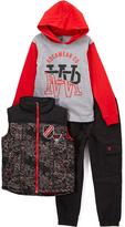 Rocawear Black Army Vest Set - Toddler & Boys