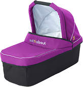 N. Out 'N' About Nipper Single Carrycot, Purple Punch
