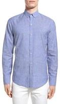 Zachary Prell Men's 'Mitchell' Trim Fit Sport Shirt