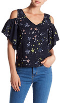 Cooper & Ella Adeline Star Cold Shoulder Tee