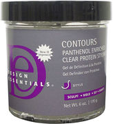 JCPenney Design Essentials Contour Panthenol Clear Protein Styling Gel - 6 oz.