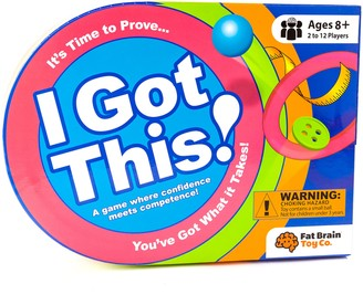Fat Brain Toys I Got This! Game