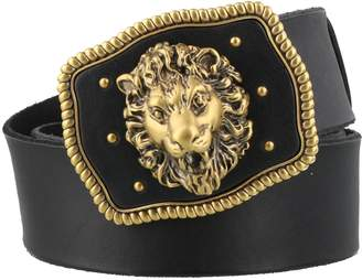 Gucci Lion Buckle Belt