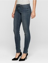 Calvin Klein Skinny Greycast Blue Jeans