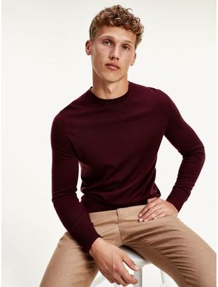 Tommy Hilfiger Luxury Wool Crewneck Sweater