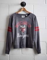 Tailgate Women's Wisconsin Fleece Sweatshirt