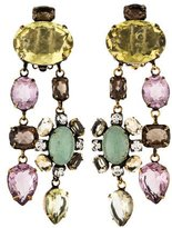 Iradj Moini Multistone Drop Earrings