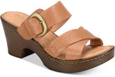 Børn Charlotta Crisscross Sandals Women's Shoes