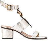 Chloé Kingsley sandals - women - Leather - 37