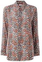 Equipment 'Ginseng' shirt - women - Silk - S