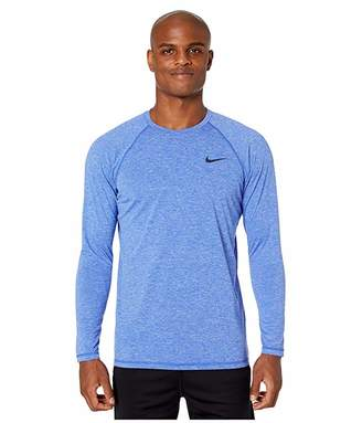 Nike Heather Long Sleeve Hydroguard