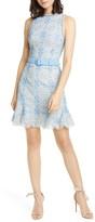 Jonathan Simkhai Guipure Lace Minidress