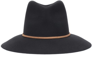 Isabel Marant Kinly wool felt hat