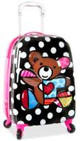 Heys Britto 3D Teddy Bear Spinner Suitcase
