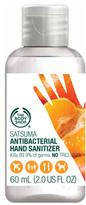The Body Shop Satsuma Antibacterial Hand Sanitizer