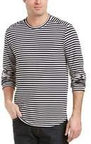 Velvet by Graham & Spencer Striped T-shirt.