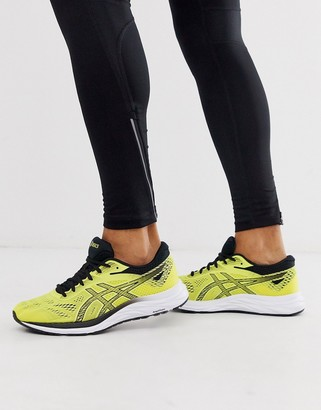 Asics Running gel excite 6 sneakers in yellow