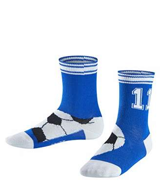 Falke Kids Soccer Socks - Cotton Blend,UK 5.5-8 (Manufacturer size: 39-42), 1 Pair