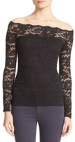 L'Agence Women's Heidi Lace Top
