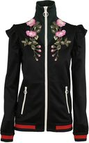 Gucci Floral Embroidered Jacket