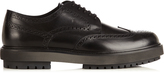 Tod's Thick-sole leather brogues