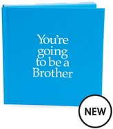 POOTER 'you're Going To Be A Brother' Book & Sock Set