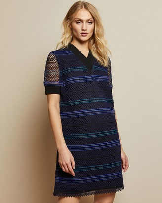 Ted Baker Lace A Line Tunic Dress