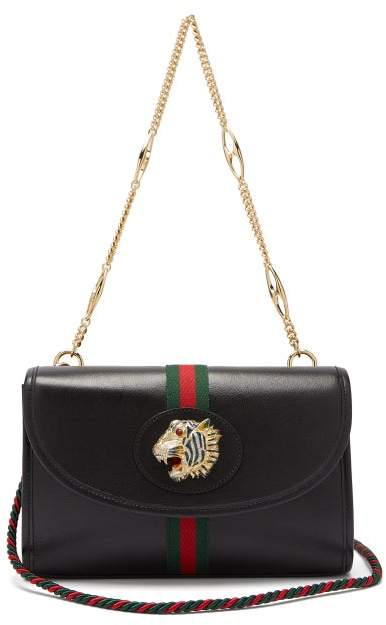 e6bf524c7953 Gucci Black Leather Crossbody Bags For Women - ShopStyle Canada