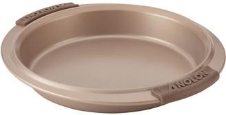 "Anolon Advanced Bronze Nonstick 9"" Round Cake Pan"