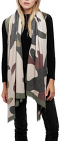 JChronicles Camouflage Oblong Scarf