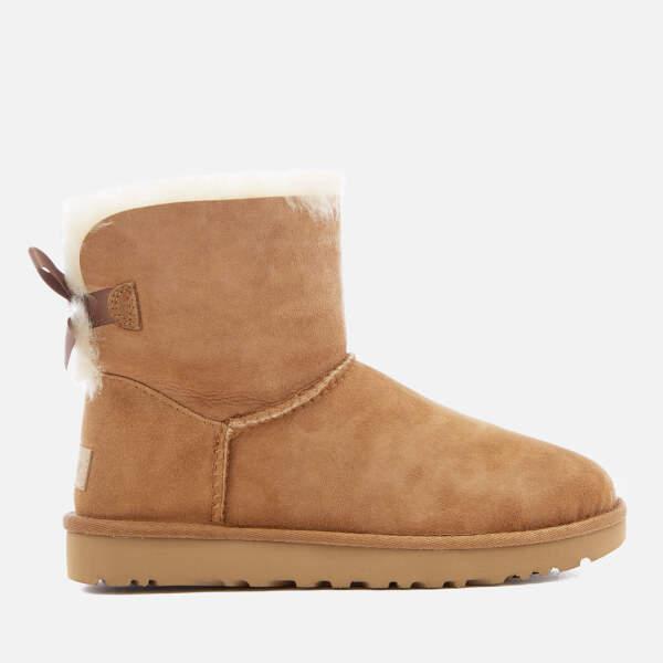 ff83c6c52aa Women's Mini Bailey Bow II Sheepskin Boots
