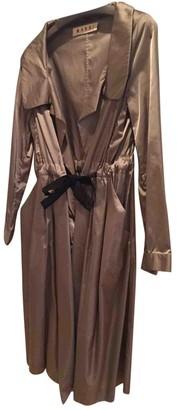 Marni Beige Coat for Women