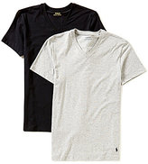 Polo Ralph Lauren Stretch V-Neck Tee 2-Pack