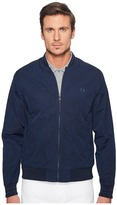 Fred Perry Tonic Tramline Bomber Jacket Men's Coat