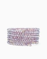 Charming charlie Shine On Coiled Bracelet