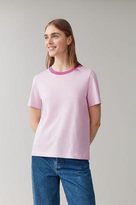 Cos Cotton Jersey T-Shirt