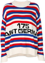 Sonia Rykiel Saint Germain striped sweater