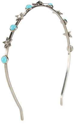 Valentino Antique Turquoise Crown