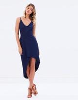 Avery Wrap Skirt Dress