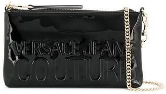 Versace patent crossbody bag