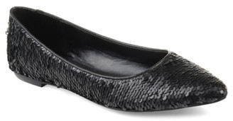 Journee Collection Cree Flat