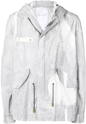 Mr & Mrs Italy Short Raincoat