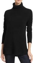 Velvet by Graham & Spencer Merrit Turtleneck Cashmere Sweater